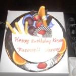 Happy Birthday Kasna/Farewell Vanny.